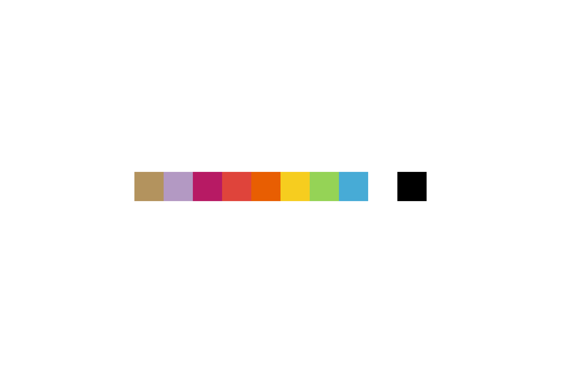 PIU Colors