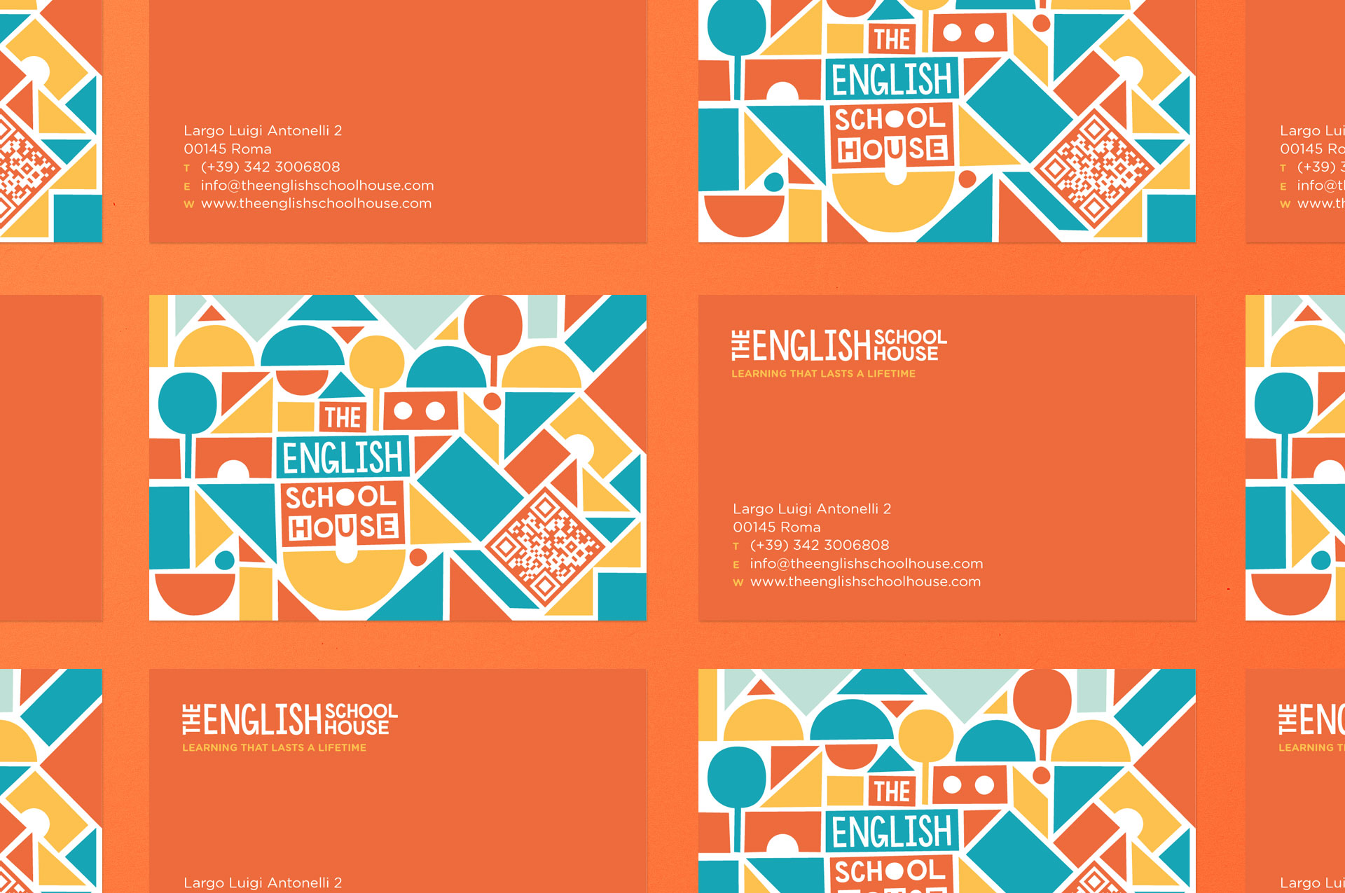 TESH Business Cards