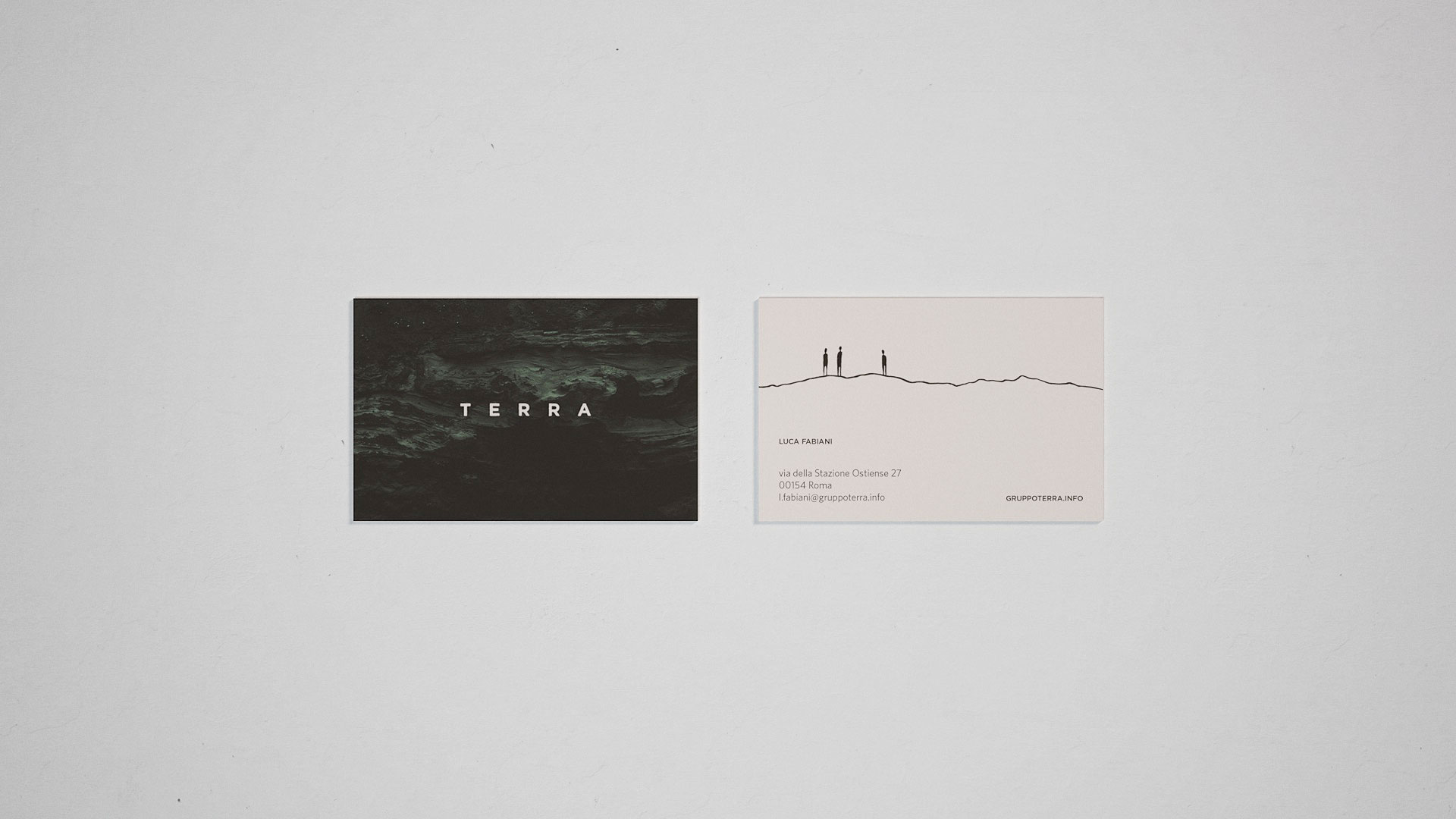 Terra Business Card