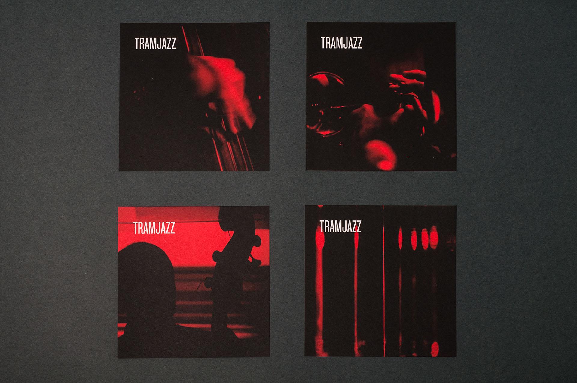 TramJazz Postcards
