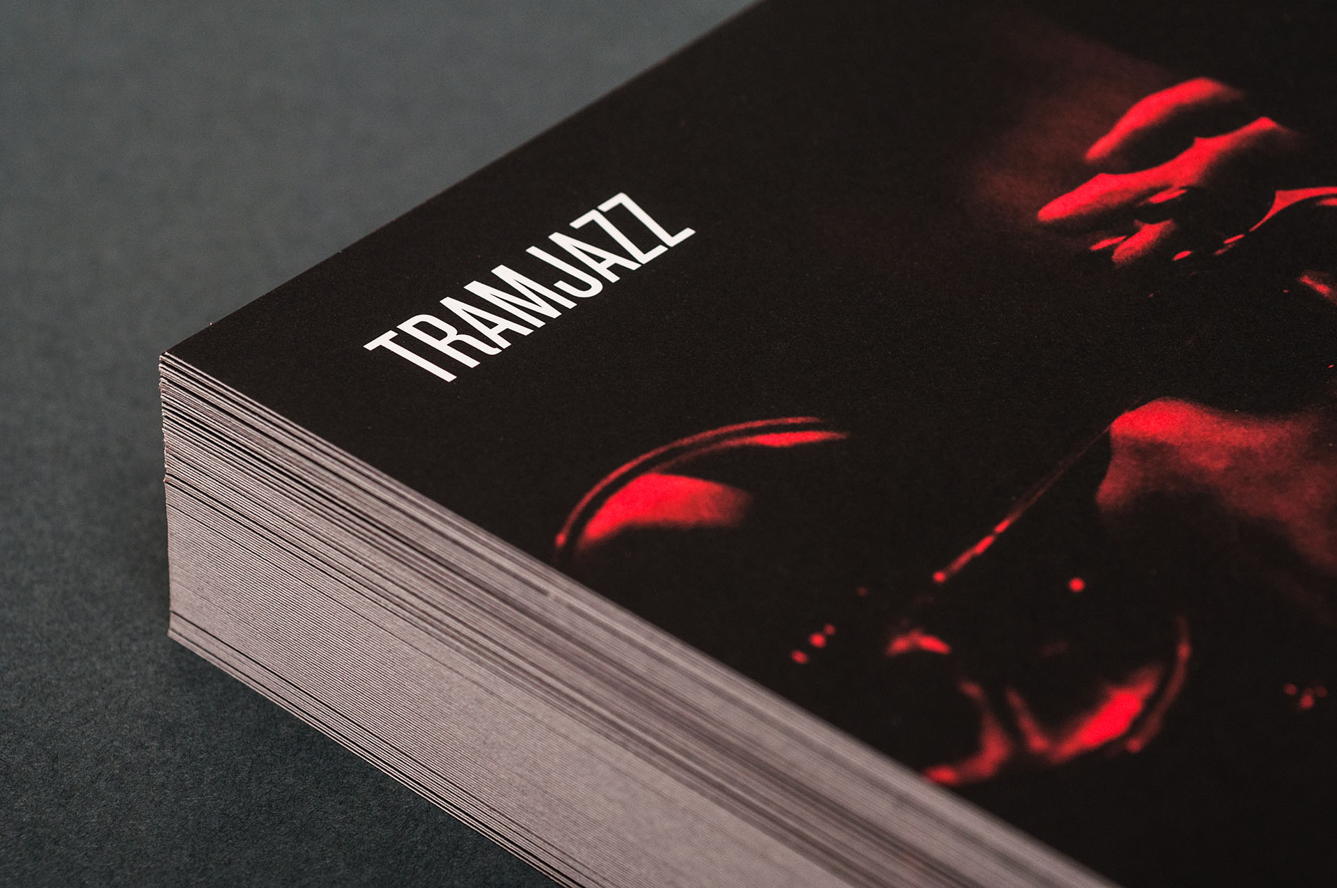 TramJazz Postcards