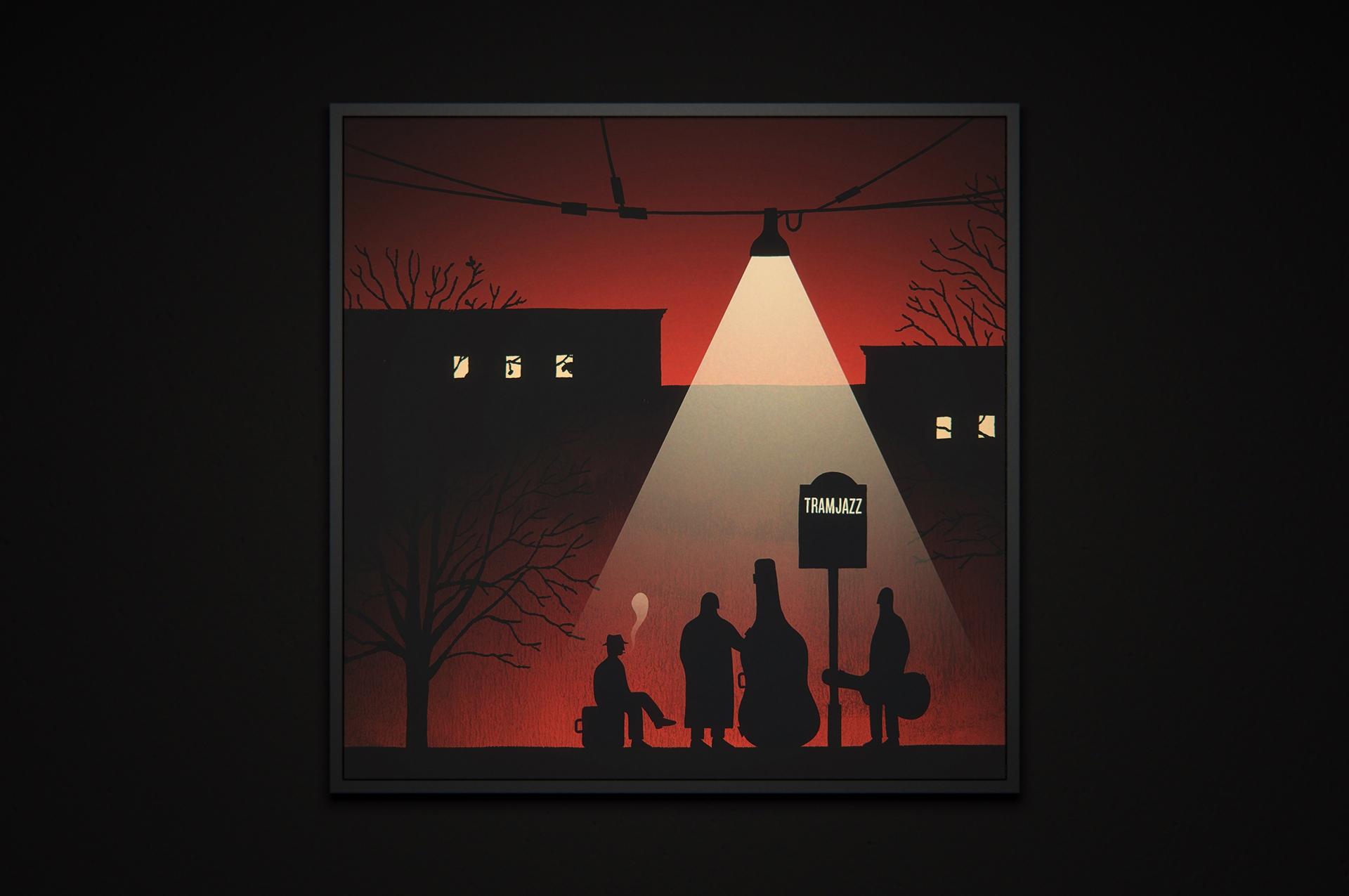 TramJazz Poster